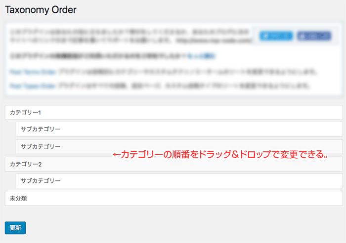 Taxonomy Order