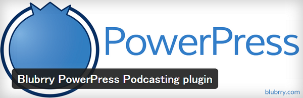 Blubrry PowerPress Podcasting plugin