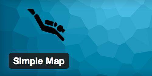 Simple Map - Googleマップを記事に貼り付けられるWordPressプラグイン