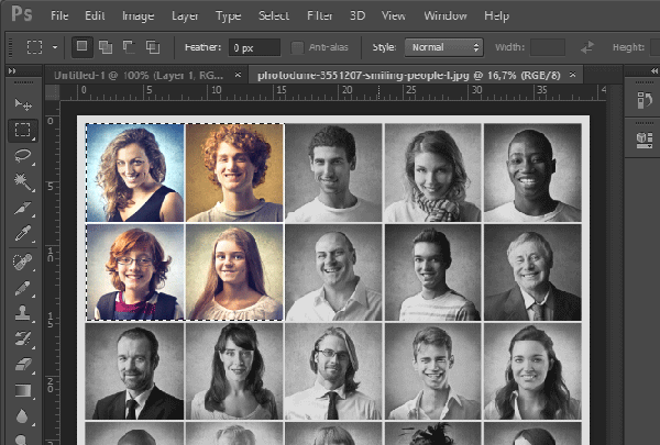 画像編集ソフトからクリップボードにコピー