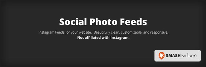 Social Photo Feed